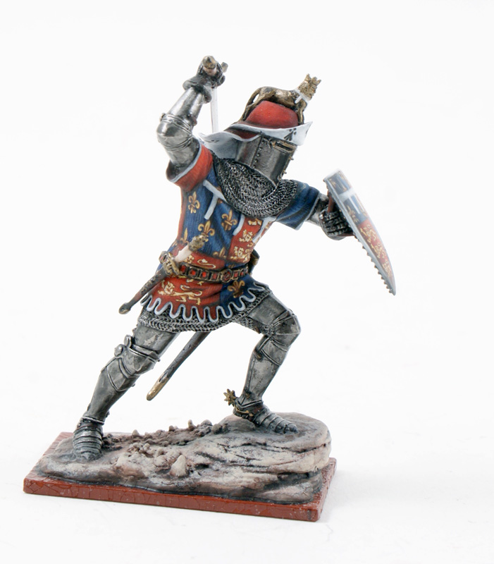 Knight With Sword And Shield ref.5189.2-1 Available OOP