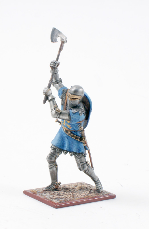 Knight With Axe ref.5148-1 Available OOP