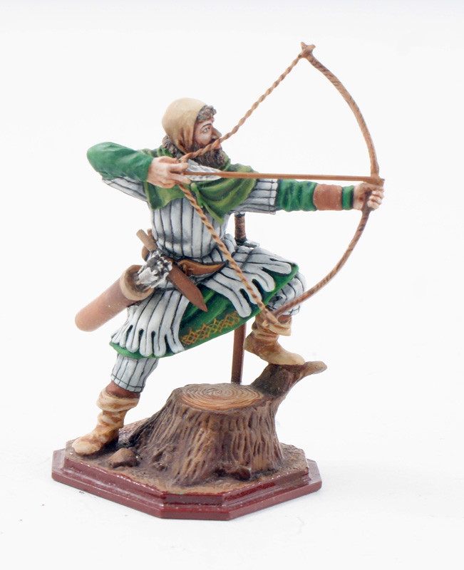 Saxon Archer Firing Bow ref.3148-1 Available OOP