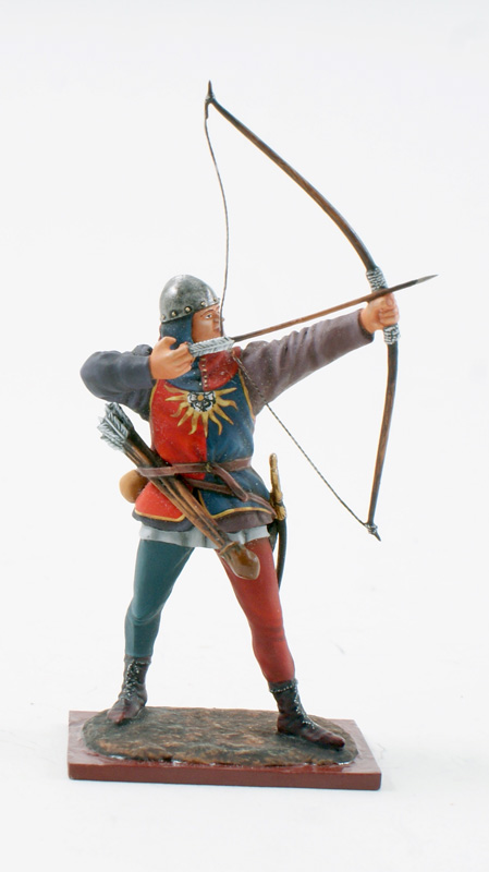 Burgundian Archer With Longbow ref.6166-1 Available OOP
