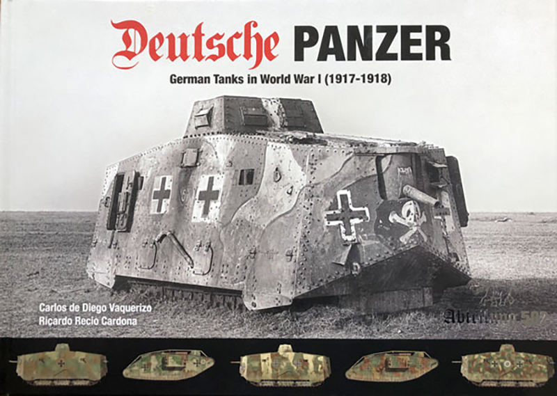 Deutsche Panzer German Tanks in WWI