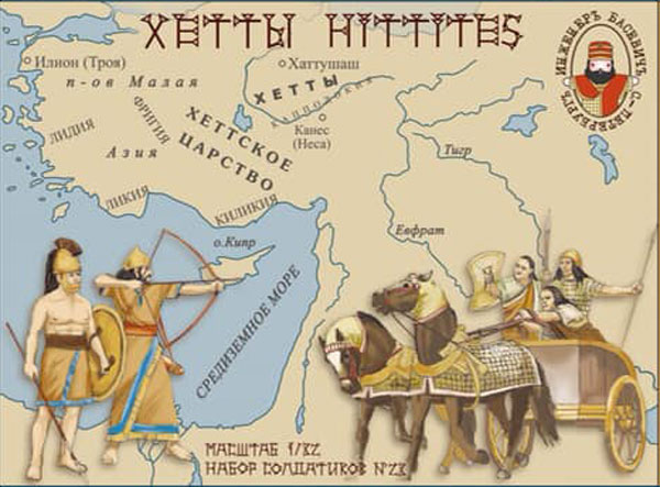 Summerians and Hittites