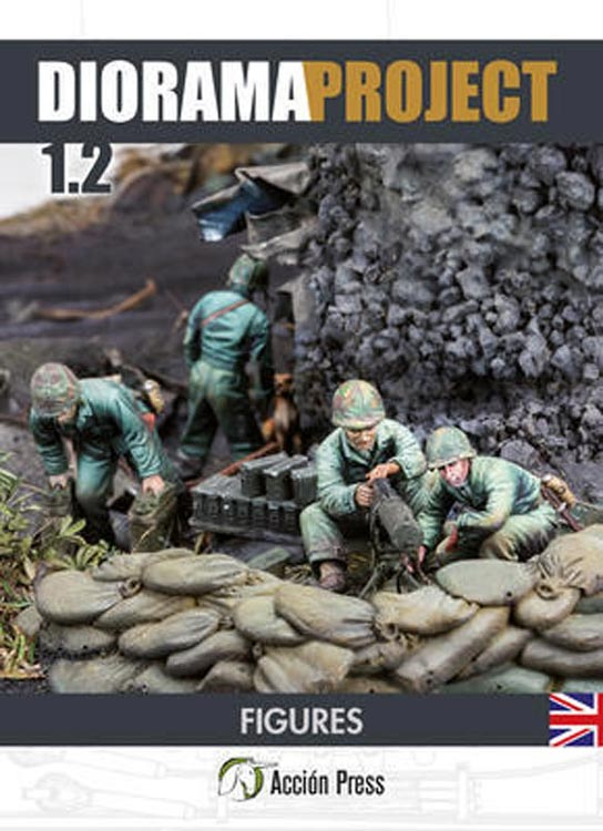 Diorama Project 1.2 - WWII Figures