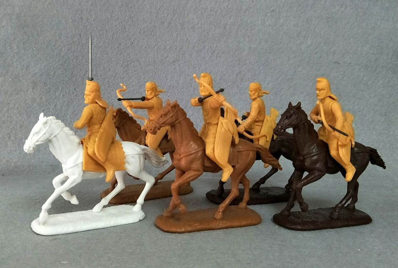 Ancient Persian Horse Archers
