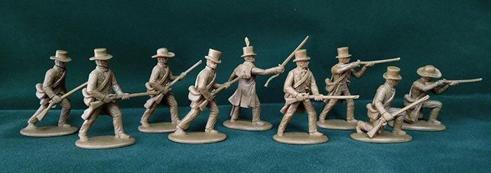 Michigan Toy Soldier Company : Expeditionary Force Toy Soldiers