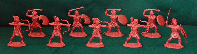 Greek Psiloi Archers & Slingers