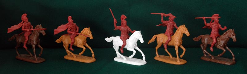 Greek Cavalry Set 1