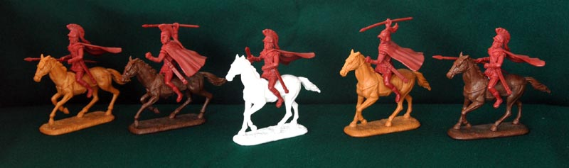 Greek Cavalry Set 2
