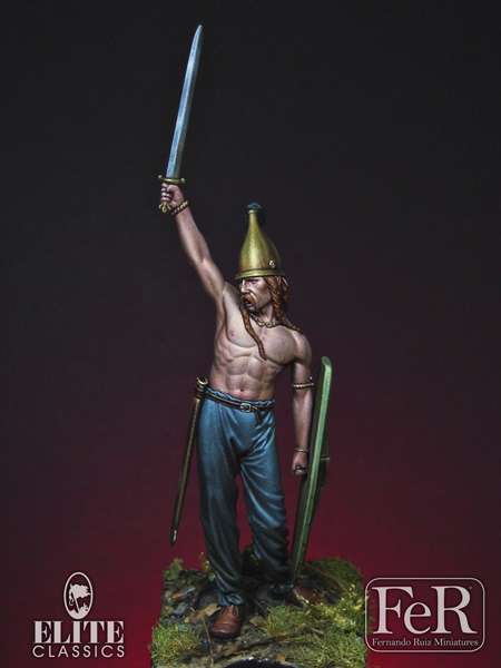 Celtic Warrior 3rd Century BC
