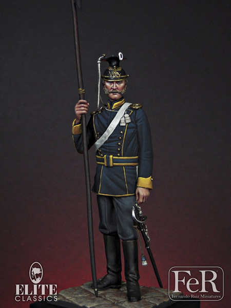 Trooper, 11th Reg. of Uhlans(2nd Brandenburg)