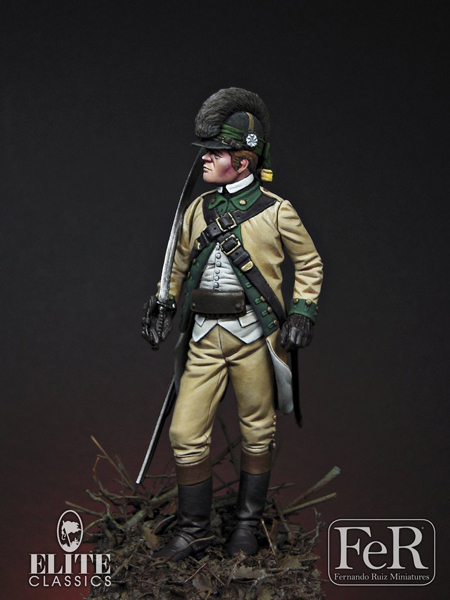 Trooper Partisan Lees Legion, 1782
