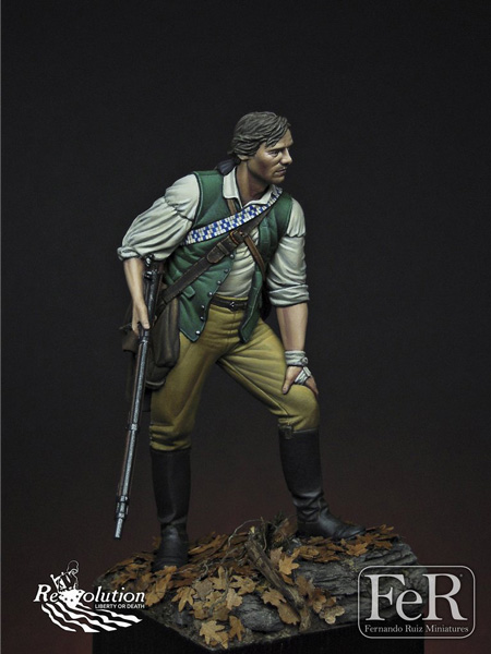 The Minuteman Lexington, 1775