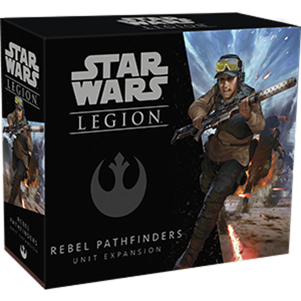 Star Wars: Legion - Rebel Pathfinders Unit Expansion