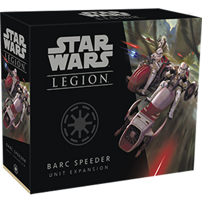 Star Wars: Legion - BARC Speeder Unit Expansion - ONLY 1 AVAILABLE AT THIS PRICE