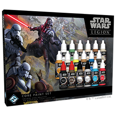 Star Wars: Legion - Core Paint Set - ONLY 1 AVAILABLE AT THIS PRICE
