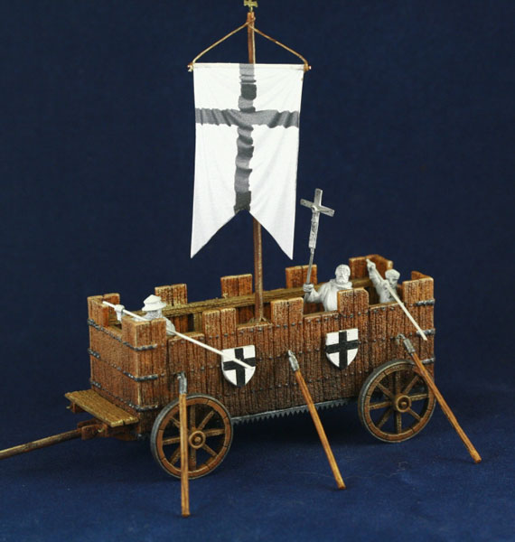 Medieval Banners Cart / Carroccio ONLY 1 AVAILABLE