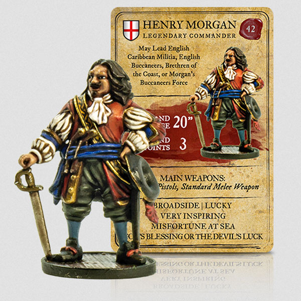 Blood and Plunder - Henry Morgan