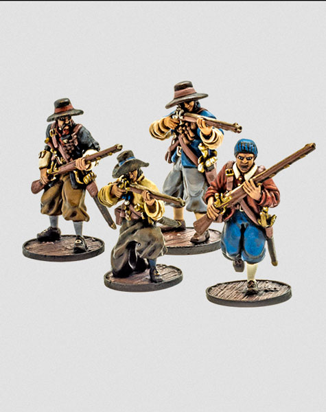 Blood and Plunder - Freebooters Unit