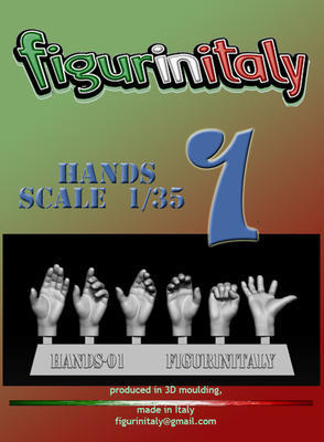 1/35th Hands 1