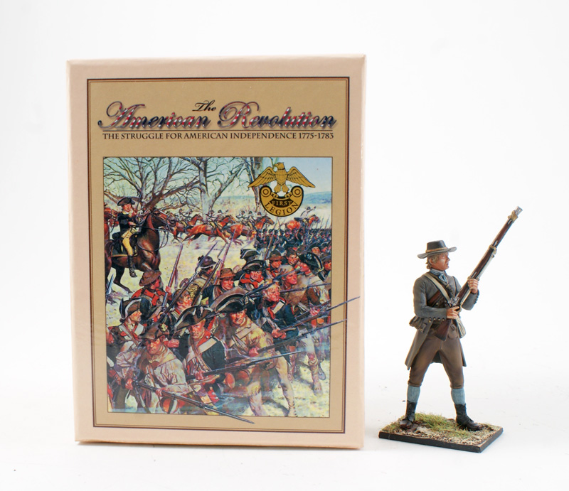 First Legion AWI Colonial At Ready 1 Available OOP