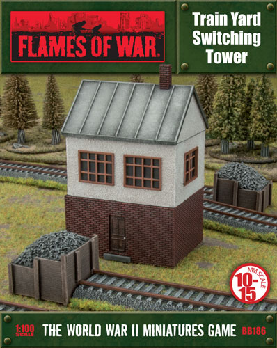 Battlefield in a Box: Train Yard Switching Tower