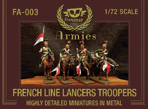 French Line Lancers Troopers