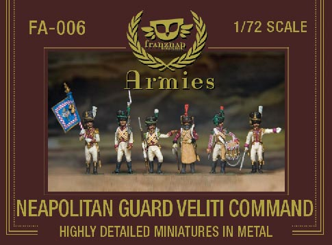 Neapolitan Guard Veliti Command