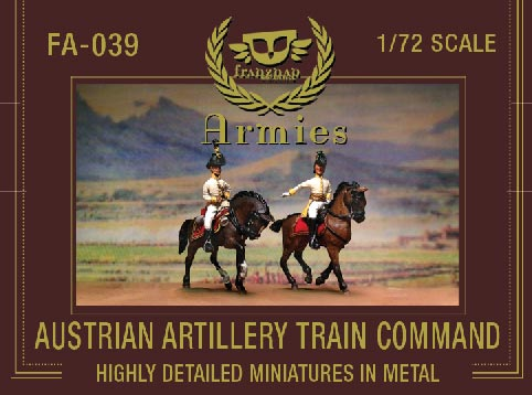 Austrian Artillery Train Command