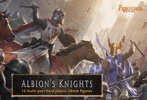 Fireforge Games  - Albions Knights (12)