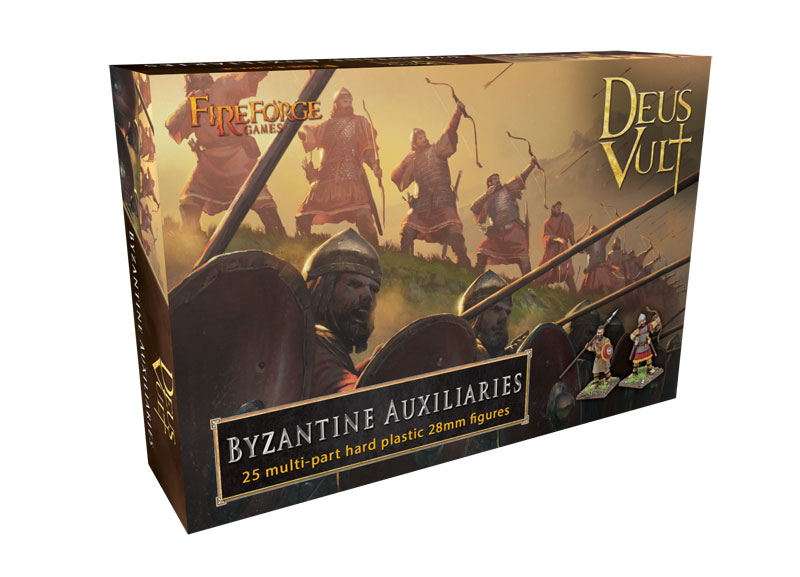 Fireforge Games - Byzantine Auxiliaries