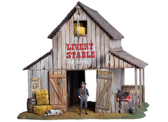 Livery Stable - ONLY 1 AVAILABLE AT THIS PRICE