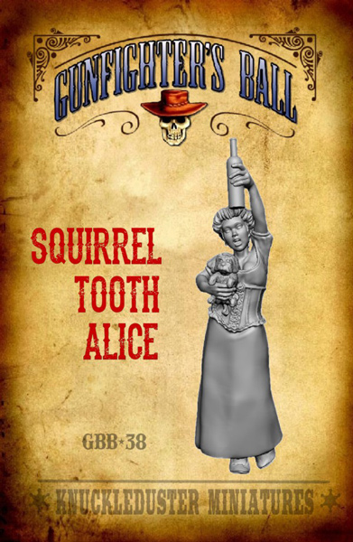 Squireel-Tooth Alice