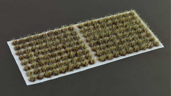 6mm Grass Tufts - Burned Small