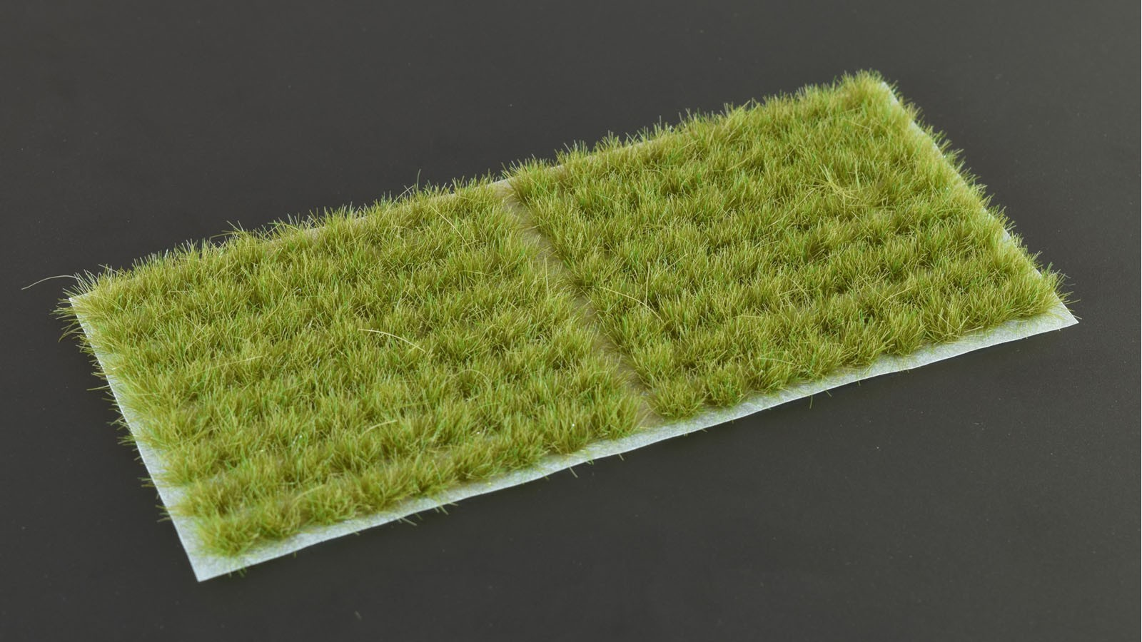 6mm Grass Tufts - Dry Green Small