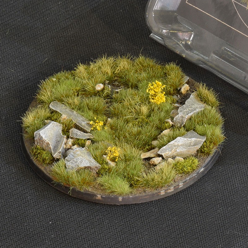 Battle Ready Bases - Highland Round Bases 105mm (x1)