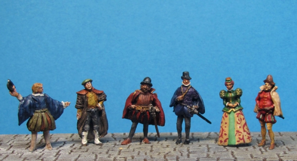 Civilians of the Renaissance Set 3