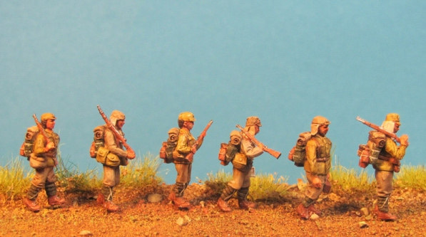 Japanese Infantry Company Marching Set 2 - 1937 - 45