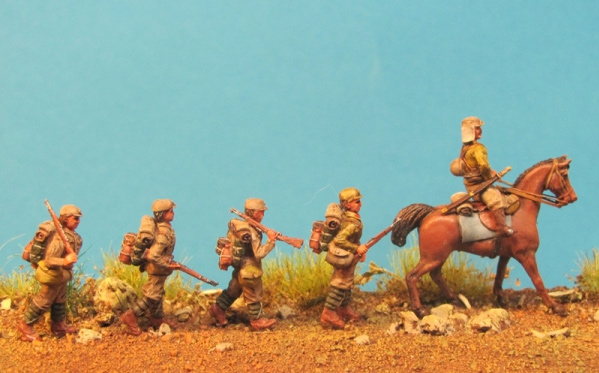 Japanese Infantry Company Marching Set 3 - 1937 - 45