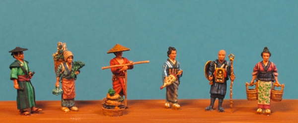 Edo Era Civilians 2