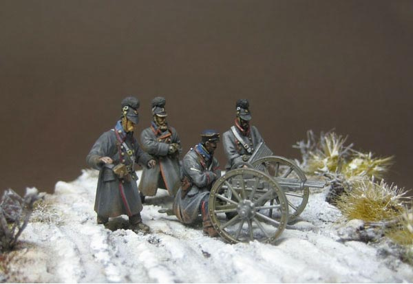Franco-Prussian War 1870/71: Bavarian Artillery