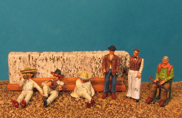 Old West - Townsfolk 3