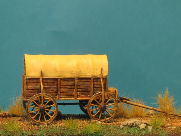 30 Years War - Heavy Transport Wagon Type 1