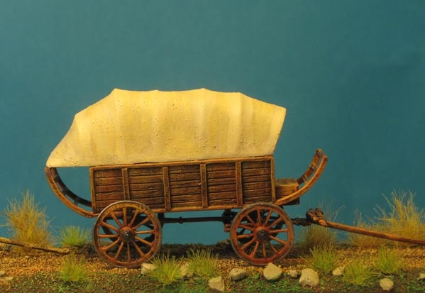 30 Years War - Heavy Transport Wagon Type 2