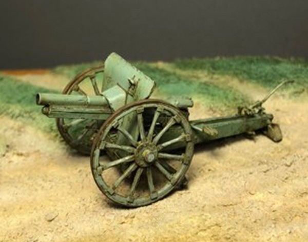 Italian Howitzer 75/27 - ONLY 1 AVAILABLE AT THIS PRICE