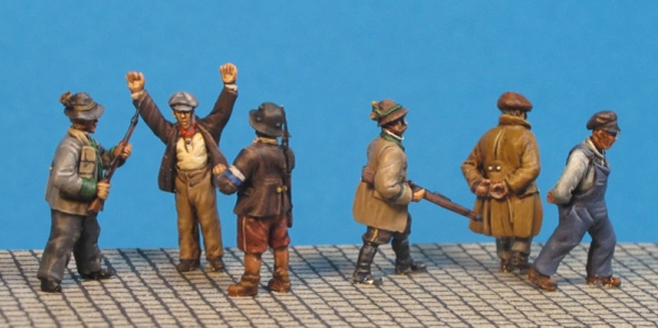 German Revolution 1919 - Freikorps Werdenfels - ONLY 2 AVAILABLE AT THIS PRICE
