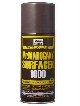 Mr Mahogany Surfacer 1000 - Spray - 170ml