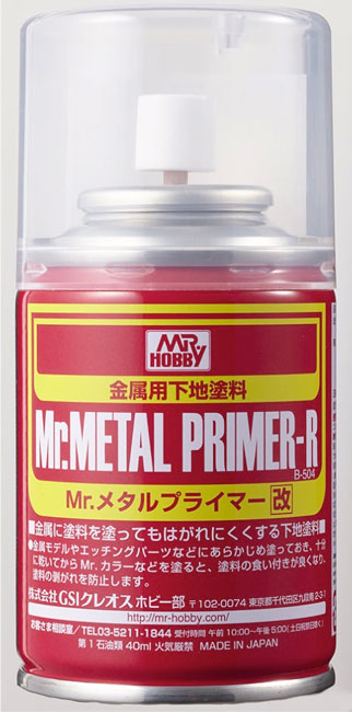 Mr. Metal Primer - Spray - 100ml