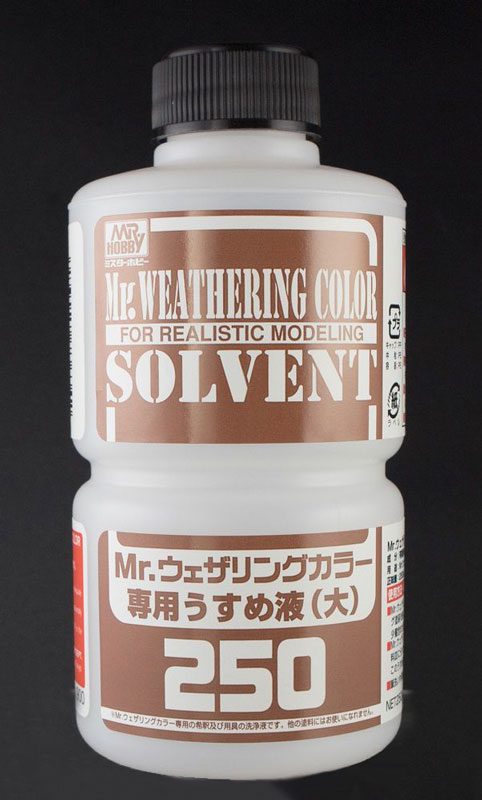 Mr. Weathering Color Thinner - 250ml