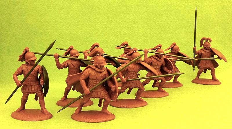 Allied Greek Hoplites