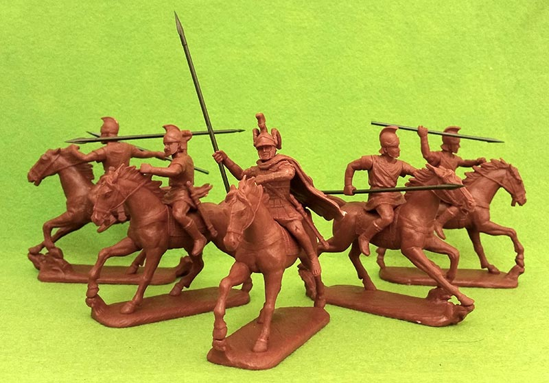 Paeonian Cavalry